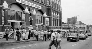 Grand Ole Opry i Nashville på 1960-talet