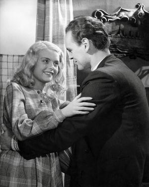 Mirja Mane ja Leif Wager elokuvassa Saariston tyttö (1953).
