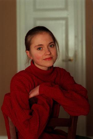 Mirja Mäkimaa eli näyttelijä Inka Kiviharju (sittemmin Kallén)