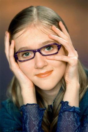 Ninni Luotola (Elina Erra) vuonna 1999.