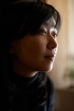 Den sydkoreanska författaren Han Kang.