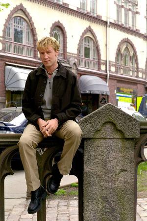 Kimmo (Jarkko Sarjanen) vuonna 1999.