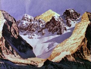 Lapin Alpit elokuvassa Sensuela.