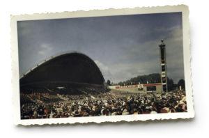 Tallinnan laulujuhlat vuodelta 1980.