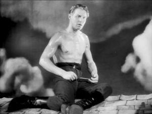 Kullervo Kalske elokuvassa Intohimon vallassa.