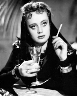 Marie-Louise Fock elokuvassa Sellaisena kuin Sinä minut halusit