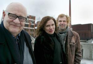 Oiva Lohtander, Mari Rantasila ja Kai Lehtinen (2003).