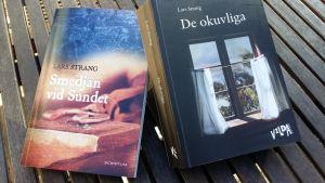 Lars Strangs två historiska romaner.