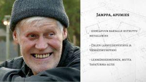 Jarmo Mäkinen - apumies