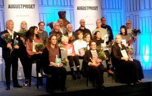 De nominerade till Augustpriset 2017.