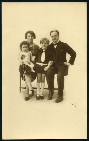René Goscinnyn perhe (1927)