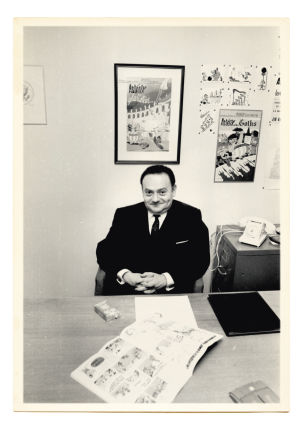 René Goscinny Pilote-lehdessä