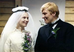 Elina ja Akseli (Titta Karakorpi ja Aarno Sulkanen).