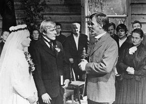 Akselin ja Elinan häät (1968).
