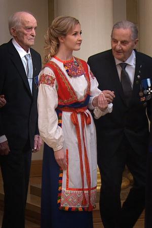 Linnan juhlien pukuäänestyksen kuva: Pauliina Hakala