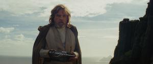 Star Warsin Luke Skywalker tekee näyttävän paluun.