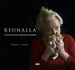 """Pärmen till boken """"Reunalla"""" av Jenni Räinä och Vesa Ranta."""