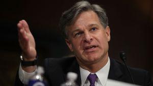 Tillträdande FBI-chefen Christopher Wray