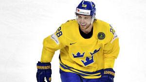 Elias Lindholm och Tre Kronor ska försöka luckra upp ett finländskt försvar som höll nollan mot USA.