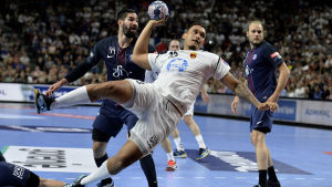 Rogerio Moraes Ferreira och Vardar vann Champions League.