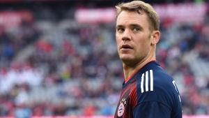 Manuel Neuer, Bayern München.