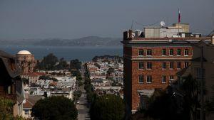 Ryska konsulatet i San Fransisco