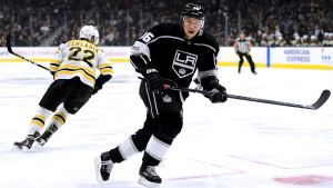 Jussi Jokinen i Los Angeles Kings