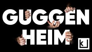 Kuvituskuva: Guggenheim ja kädet.