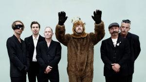 Ruotsalaisyhtye Bob Hund