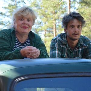 Kerstin Karlberg och Willehard Korander