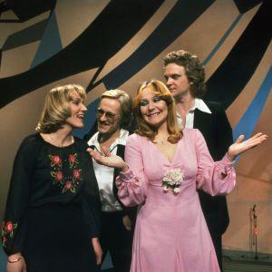 Seija Simola, Irma Tapio, Pepe Willberg ja Kalle Fält voittivat Euroviisukarsinnat 1978
