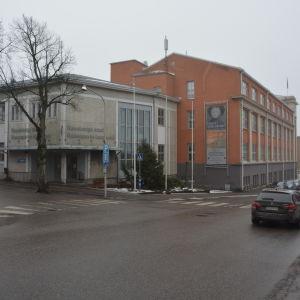 Fixhuset i Raseborg.