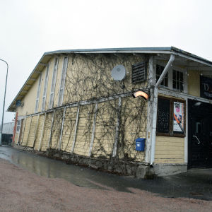 Nattklubben Ettan i Ekenäs.