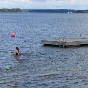 Dags för simundervisning!