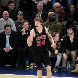 Lauri Markkanen, Chicago Bulls
