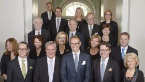 Finland har en ny regering.