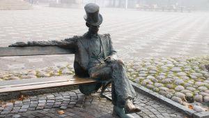 Nils Ferlins staty