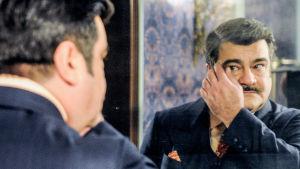 Francesco Pannofino on Nero Wolfe