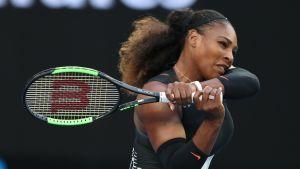 Serena Williams vann australiska öppna för sjunde gången.