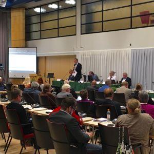 Åbo stadsfullmäktige möts den 29.8.2016
