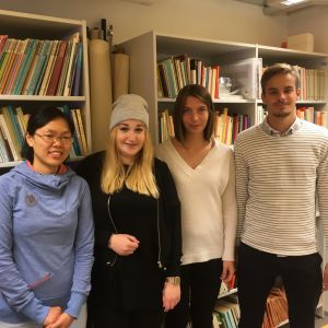 Yi Ying Wang, Vanessa Hoos, Katharina Jelich, Christian Ahonen