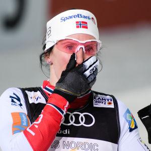 Marit Bjørgen, VM 2017.