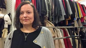 Charlotte Sundström är Svenska Yles ansvariga producent för kultur, drama och dokumentärer.