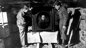 Historia: Natsien taidekauppias