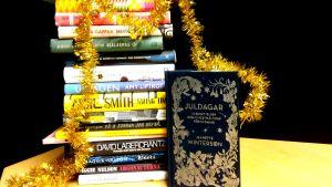 Böcker i julbokvakan 2017.