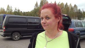 JOnna Milaya Pokki i Rekotingen i Borgå