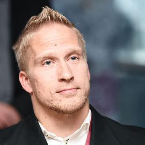 Femfaldiga paralympiska guldmedaljören Leo-Pekka Tähti.