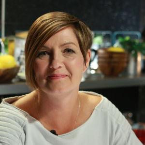 Familjeterapeuten Maria Sundblom-Lindberg.