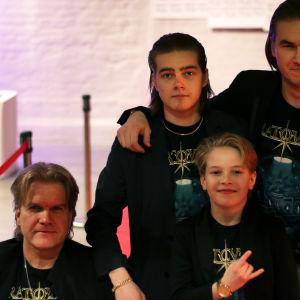 SuomiLOVE 3.kausi konsertti, Pasi ja pojat 2