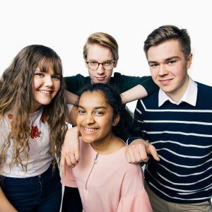Neljä nuorta